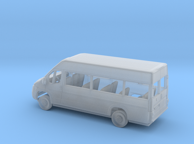 1/87 2013-Present Dodge Ram ProMaster 3500 in Smooth Fine Detail Plastic