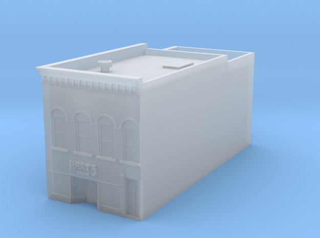 T Gauge Store in Smooth Fine Detail Plastic