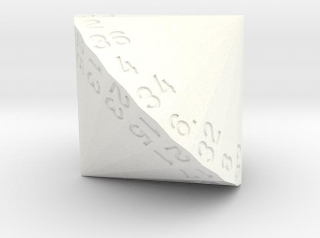 d38 in White Processed Versatile Plastic