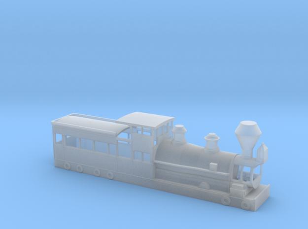 Blackpool Tram 733 - N Gauge in Smooth Fine Detail Plastic