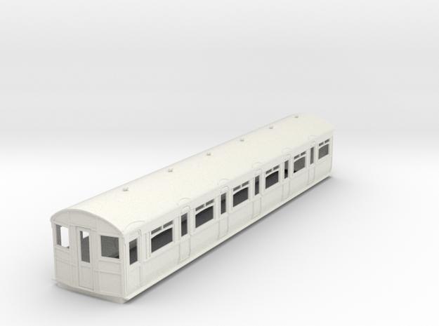 o-32-metropolitan-1919-driver-trailer-1st-coach in White Natural Versatile Plastic