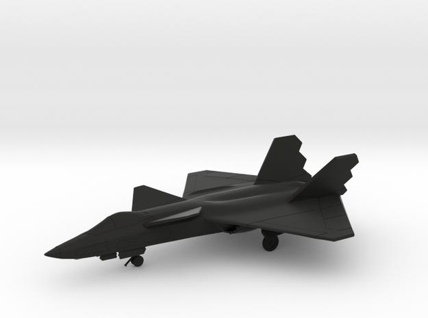Northrop NATF-23 (With Landing Gear) in Black Natural Versatile Plastic: 1:200