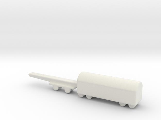 shell wagon alvf in White Natural Versatile Plastic