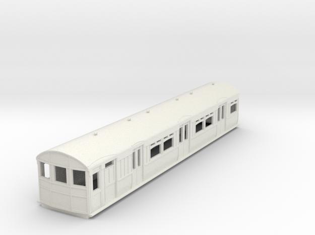 o-100-metropolitan-1921-motor-3rd-coach in White Natural Versatile Plastic