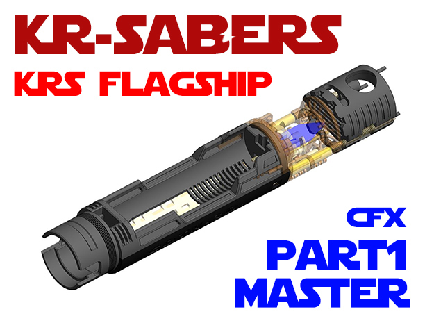 KRS Flagship - Master Chassis Part1 CFX