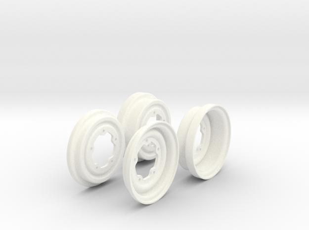 SR40013 5 Lug Wheel covers (SET OF 4)