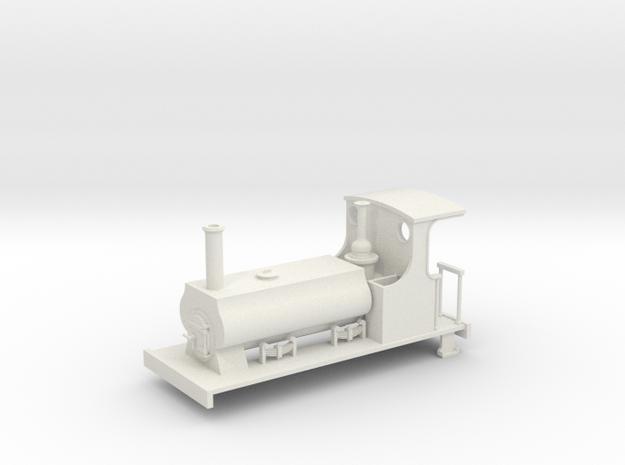 55n2 C&M Chevlier in White Natural Versatile Plastic