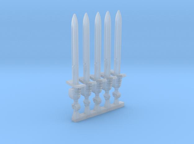 norse sword for primaris rangers in Smoothest Fine Detail Plastic