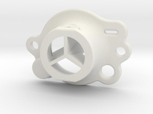 Stator V1.3 for Proboat Impulse 9 in White Natural Versatile Plastic