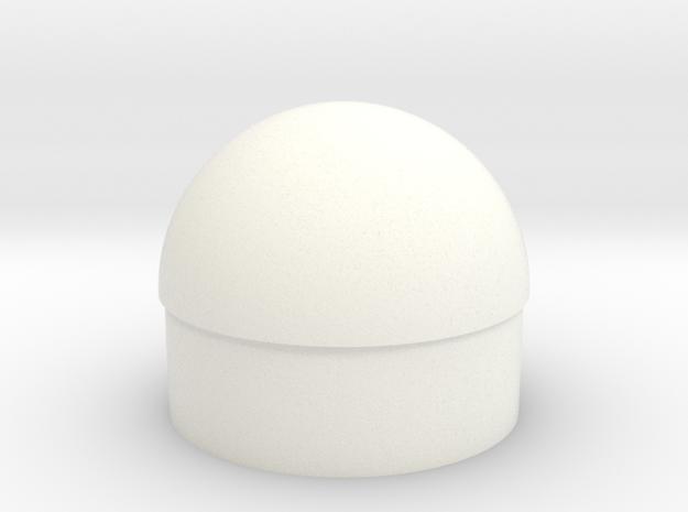 PNC-50SPH in White Processed Versatile Plastic
