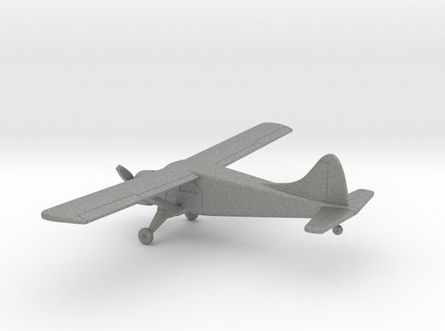 de Havilland Canada DHC-2 Beaver in Gray PA12: 1:160 - N