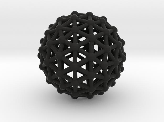 Palm Massage Sphere 3d printed