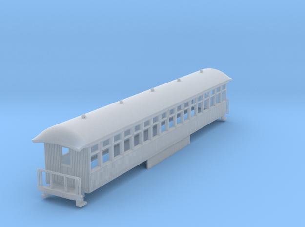 a-160fs-barnum-bailey-gsoe-sleeper-car in Smooth Fine Detail Plastic