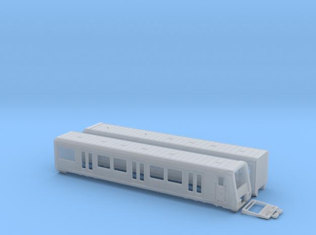 S-Bahn Berlin 483 in Smooth Fine Detail Plastic: 1:120 - TT