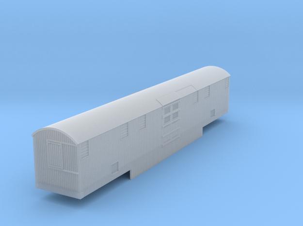 a-160fs-barnum-bailey-gsoe-elephant-car-orig in Smooth Fine Detail Plastic