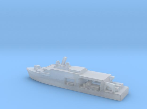 Damen Group Mine Countermeasures Vessel (MCMV) in Smooth Fine Detail Plastic: 1:2400