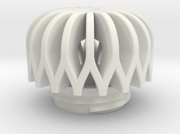 TeaC | Weave (18) *Sm in White Natural Versatile Plastic