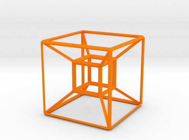 Basic Hypercube 3d printed