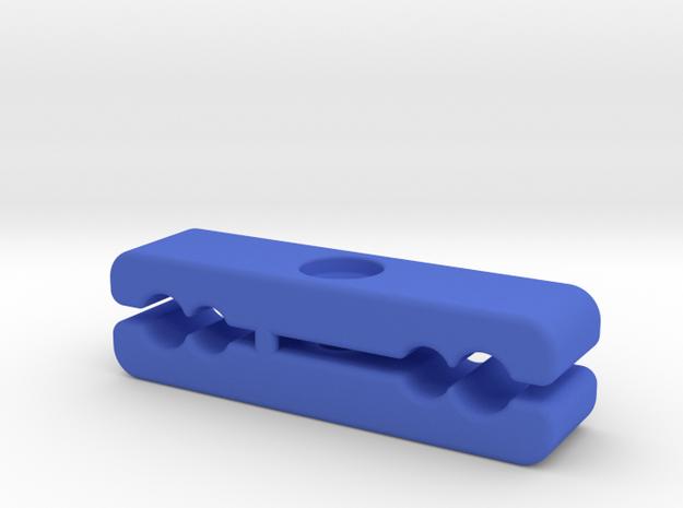JBL Clip Speaker mount for BIKE seat in Blue Processed Versatile Plastic