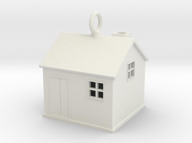 house 2009062152 in White Natural Versatile Plastic