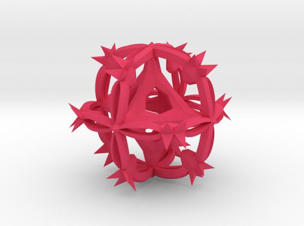 Pineapple 3d printed