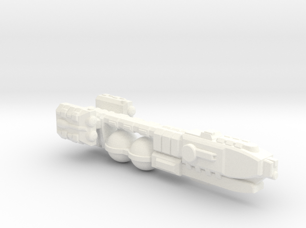 Frontier Explorer 3d printed