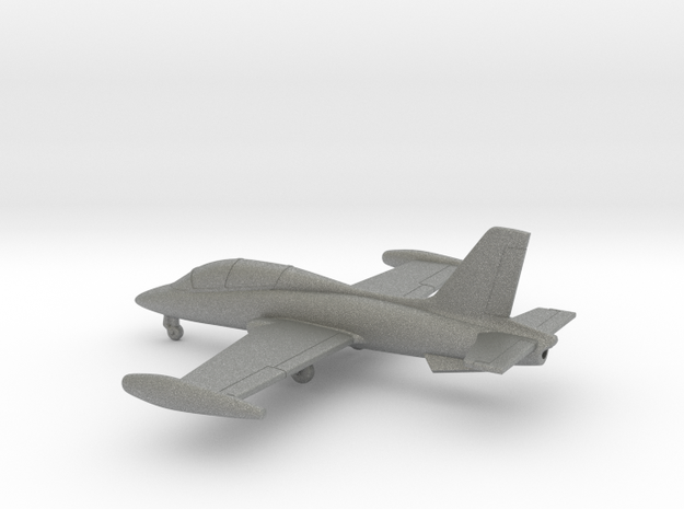 Aermacchi MB-339A in Gray PA12: 1:160 - N