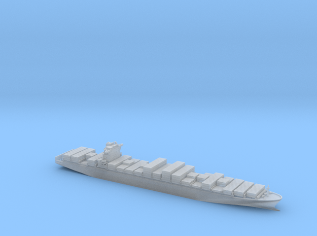 Maersk Sana_1250_WL_v3_incl containers in Smooth Fine Detail Plastic