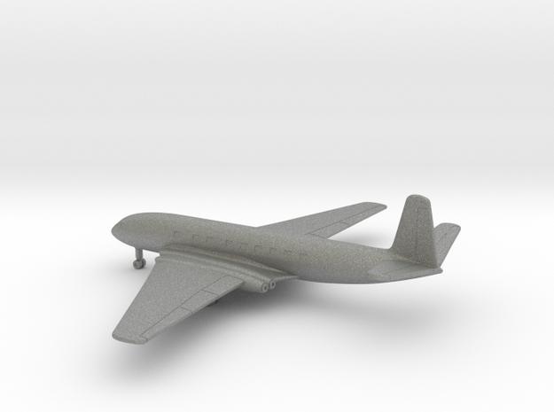 de Havilland DH.106 Comet 1 in Gray PA12: 1:400