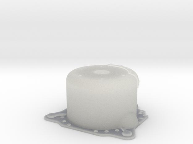 "1/16 Lenco 9.4"" Dp Bellhousing(With Starter Mnt) 3d printed"
