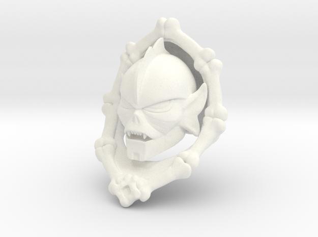 Hordeleader Head + Bonecollar