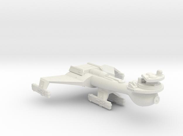 3125 Scale Klingon B8 Combined Dreadnought WEM in White Natural Versatile Plastic