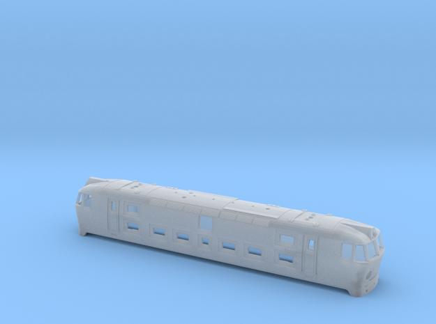 1:160 ET22-300 in Smooth Fine Detail Plastic