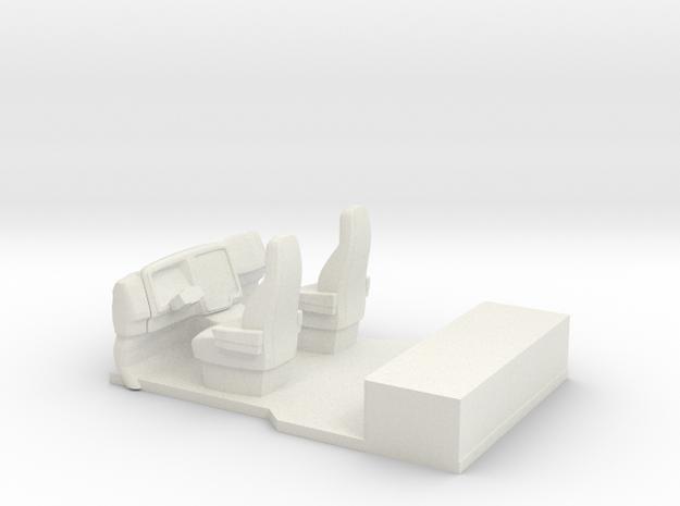 ProStar/LoneStar Interior in White Strong & Flexible