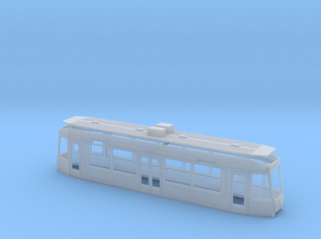 Darmstadt SB9 in Smooth Fine Detail Plastic: 1:120 - TT
