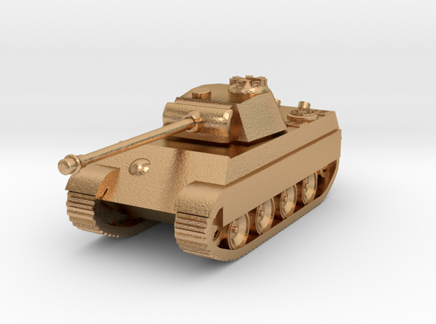 Tank - Panther G - size Small in Natural Bronze