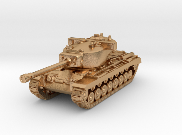 Tank - T29 Heavy Tank - size Large in Natural Bronze