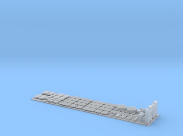 1:160 SU45/SP45 Parts for body SU45/SP45 in Smoothest Fine Detail Plastic