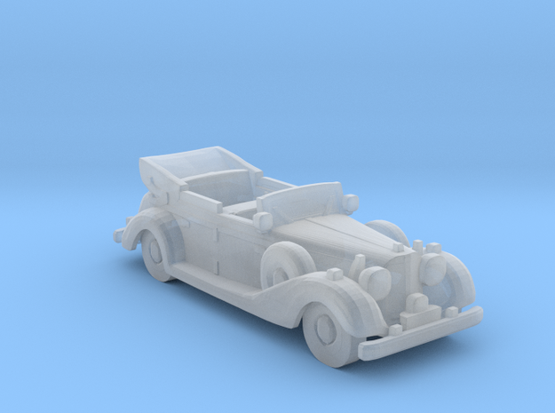 Mercedes W150 1/87 scale in Smooth Fine Detail Plastic
