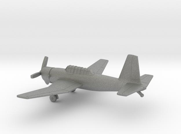 Vultee A35 Vengeance in Gray PA12: 1:200