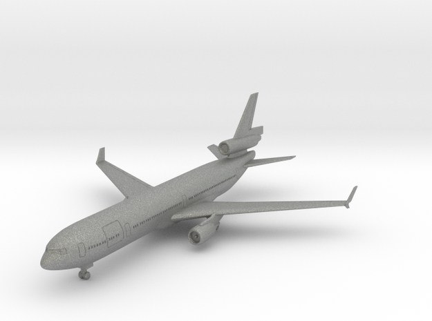 MD-11CF w/Gear (PA12) in Gray PA12: 1:700