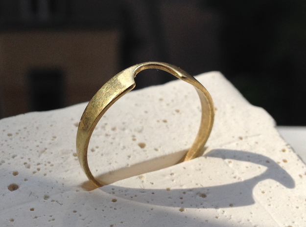 9 Complexification in Polished Brass