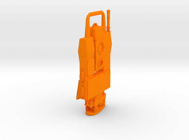 Geodimeter 600 Fob 2 in Orange Processed Versatile Plastic