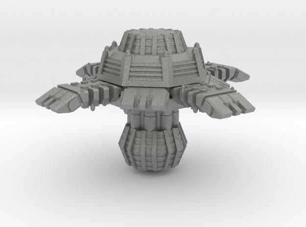 Azov Class Starbase in Gray PA12