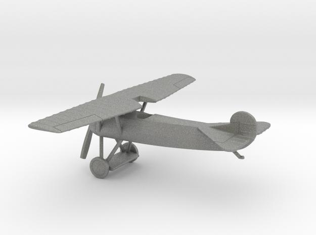 Fokker D.VIII in Gray PA12: 1:100
