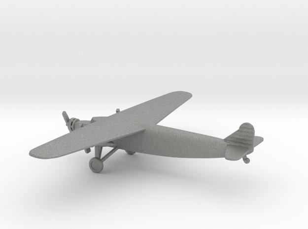 Fokker F.XVIII in Gray PA12: 6mm