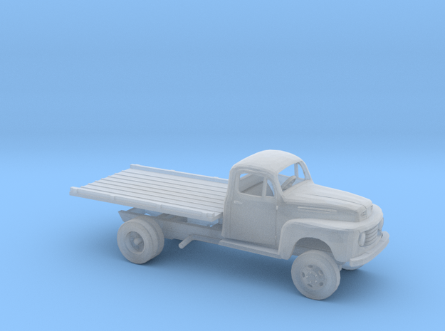 1/87 1948-50 Ford F-Series Flatbed Kit