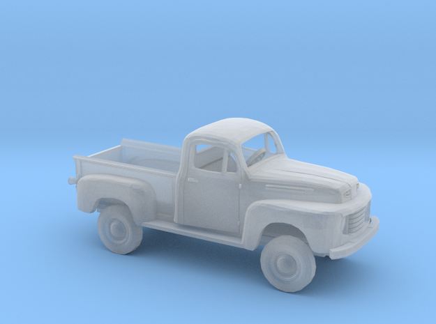1/87 1948-50 Ford F- Series Pickup Kit in Smooth Fine Detail Plastic