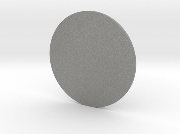 Deckel für Stator 52mm für hohlen Rotor  in Gray PA12