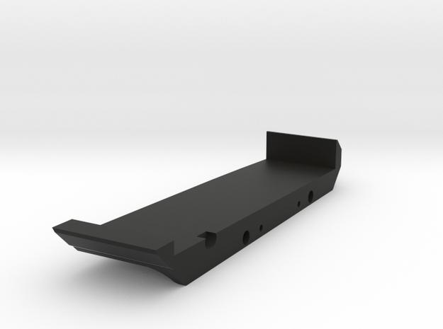 TrailKing JKU LEFT side slider in Black Natural Versatile Plastic